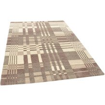 THEKO Nepalteppich Talonga RS584 coffee multi 163 x 231 cm