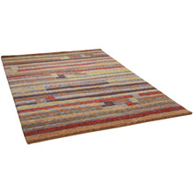 THEKO Nepalteppich Talonga RS682 brown multi 163 x 235 cm