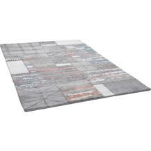 THEKO Nepalteppich Talonga RS683 grey multi 164 x 236 cm