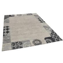 THEKO Nepalteppich Talonga Silk RSK495 grey multi 170 x 240 cm