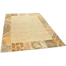 THEKO Nepalteppich Talonga Silk RSK495 camel 164 x 236 cm