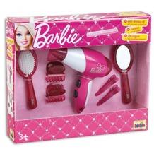 Barbie Frisierset mit Haartrockner