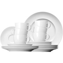 Thomas Sunny Day ROK-weiss Kaffeeset 18-teilig für 6 Personen