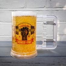 Thumbs Up Bierglas - Power Pint (560ml)