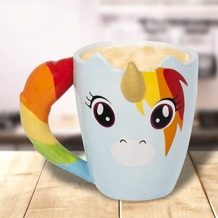 "Thumbs Up Tasse ""Unicorn Mug"" - Einhorn Tasse"
