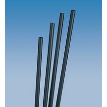 TIB Heyne Trinkhalme, schwarz, 25 cm, Ø8 mm, 500 Stück