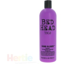 TIGI Bh Dumb Blonde Shampoo 750 ml
