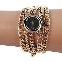 Timento Damenuhr mit Metallkettenarmband 510001500013