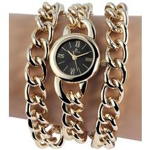 Timento Damenuhr mit Metallkettenarmband 510001500018