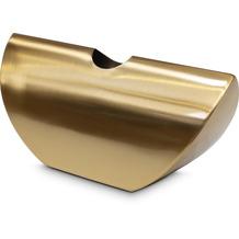 TINGO LIVING MIDAS Vase 11x30,5/13,5 cm, gold matt