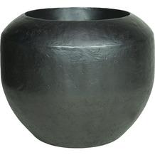 TINGO LIVING NEW LOFT Pflanzgefäß, 68/55 cm, black iron