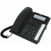 Tiptel 2030 ISDN, anthrazit