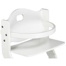 tiSsi® Brustbügel weiß für Kinderhochstuhl tissi