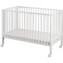 tiSsi® Kinderbett/Faltbett Buche weiß