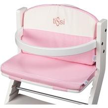 tiSsi® Polster rosa für Kinderhochstuhl tissi