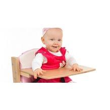 tiSsi® Tisch natur für Kinderhochstuhl tissi