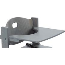 tiSsi® Tisch grau für Kinderhochstuhl