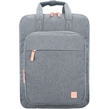 Titan Barbara Rucksack 38 cm Laptopfach grey