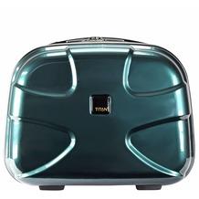 Titan X2 Flash Beautycase 39 cm smaragd