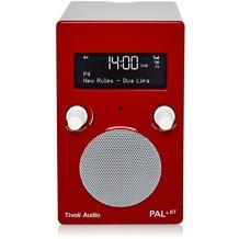 Tivoli MODEL PAL+ BT rot-weiß