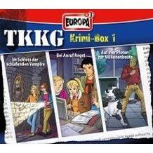 TKKG Krimi-Box 01 Hörspiel