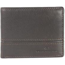 Tom Tailor Basics Jerry Geldbörse Leder 15 cm braun