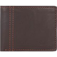 Tom Tailor Ben Geldbörse RFID Leder 10 cm brown