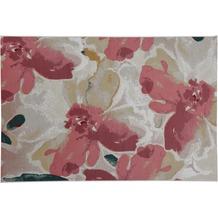 Tom Tailor Teppich Garden Blossom 255 rose multicolor 123 x 180 cm