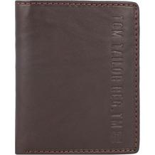 Tom Tailor Harry Geldbörse Leder 10 cm brown