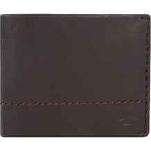 Tom Tailor Kai Geldbörse RFID Leder 10 cm brown