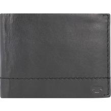 Tom Tailor Kai Geldbörse RFID Leder 12 cm black