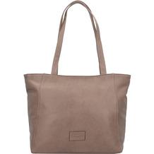 Tom Tailor Miripu Shopper Tasche 32 cm taupe
