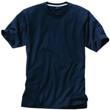 Tom Tailor O-Shirt, 1/2-Arm Navy 48/S
