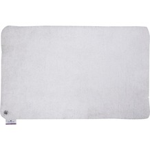 Tom Tailor Badteppich Soft Bath uni 101 weiss 60 cm x 60 cm