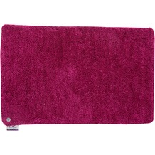 Tom Tailor Badteppich Soft Bath uni 240 pink 60 cm x 60 cm