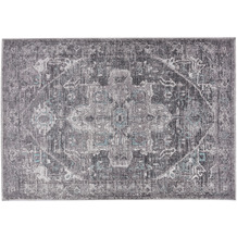 Tom Tailor Teppich Funky Orient Tabriz grey 48 x 70 cm