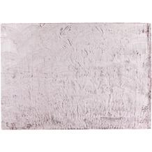 Tom Tailor Teppich Furry UNI berry 40 x 60 cm