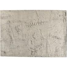 Tom Tailor Teppich Furry UNI platin 40 x 60 cm