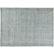 Tom Tailor Teppich Groove UNI turquoise 65 x 135 cm