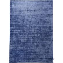 Tom Tailor Teppich Shine UNI blue 250 x 300 cm
