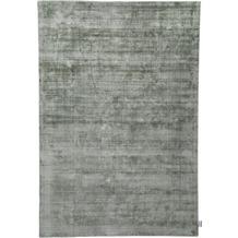 Tom Tailor Teppich Shine UNI green 250 x 350 cm