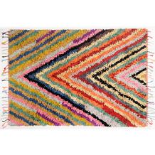 Tom Tailor Teppich Vintage VStripes multicolor 140 x 200 cm