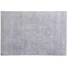 Tom Tailor Viskose-Teppich Shine uni 641 silber 140 cm x 200 cm