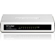 TP-LINK 8-Port 10/100 Switch Desktop