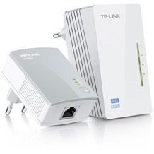 TP-LINK TL-WPA4220KIT - AV500 WiFi Powerline Adapter