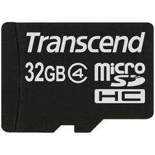 Transcend microSDHC Class 4, 32GB