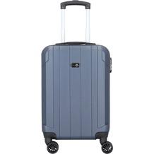 Travel Pal Brisbane 2.0 4-Rollen Kabinentrolley 55 cm mit Doppelrollen blau