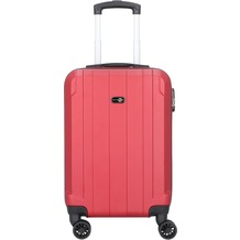 Travel Pal Brisbane 2.0 4-Rollen Kabinentrolley 55 cm mit Doppelrollen rot