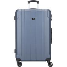 Travel Pal Brisbane 2.0 4-Rollen Trolley 76 cm mit Doppelrollen blau