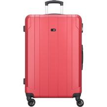 Travel Pal Brisbane 2.0 4-Rollen Trolley 76 cm mit Doppelrollen rot